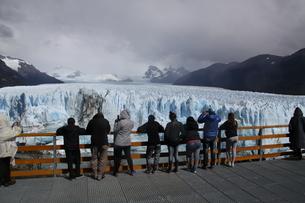 ペリト・モレノ氷河の写真素材 [FYI01262816]