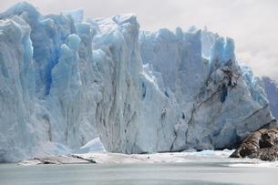 ペリト・モレノ氷河の写真素材 [FYI01262818]