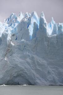 ペリト・モレノ氷河の写真素材 [FYI01262820]