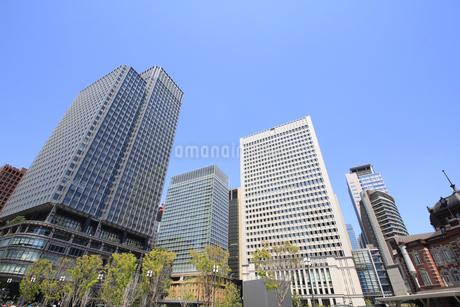 丸の内高層ビルの写真素材 [FYI01263043]