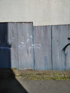 壁と影の写真素材 [FYI01263105]