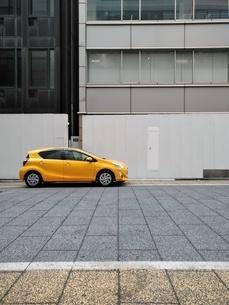 都市の車の写真素材 [FYI01263116]