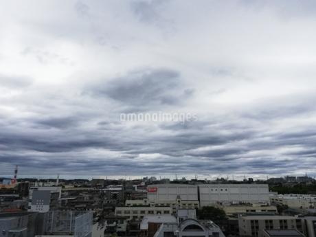雲の空の写真素材 [FYI01263347]