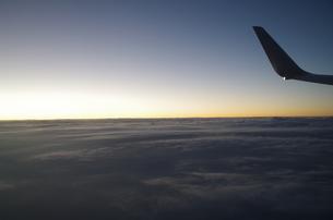 夕景の写真素材 [FYI01263551]