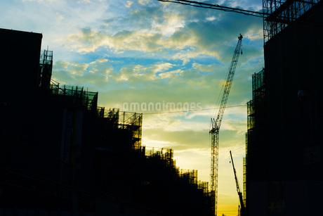 建設中の写真素材 [FYI01263614]