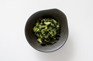 乾燥小松菜の写真素材 [FYI01263748]
