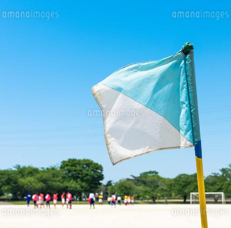 サッカーの写真素材 [FYI01263844]
