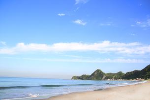 岩井海岸の写真素材 [FYI01263873]