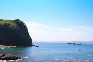 大房岬の写真素材 [FYI01263874]