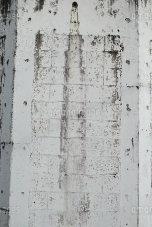 壁に残る水がしたたり落ちた跡のイラスト素材 [FYI01263935]