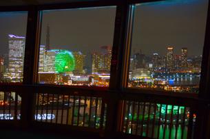 マリンタワーからの夜景の写真素材 [FYI01264161]
