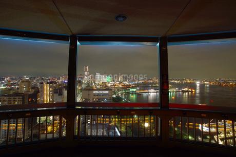 マリンタワーからの夜景の写真素材 [FYI01264174]