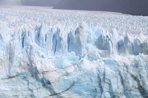 ペリト・モレノ氷河の写真素材 [FYI01264232]