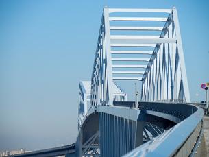 東京ゲートブリッジの写真素材 [FYI01264539]