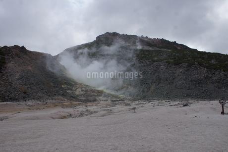 川湯硫黄山の写真素材 [FYI01264785]