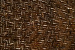 ラタンの背景画像の写真素材 [FYI01264869]