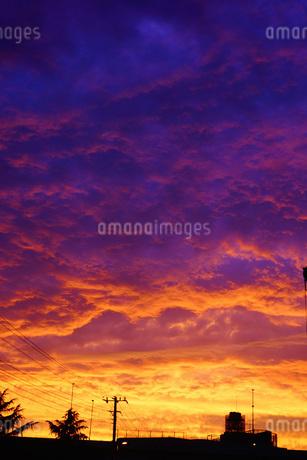夕景イメージの写真素材 [FYI01265120]