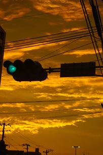 夕景イメージの写真素材 [FYI01265123]