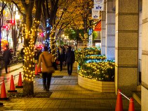 錦糸町 イルミネーションの写真素材 [FYI01265368]