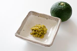 柚子胡椒の写真素材 [FYI01265386]