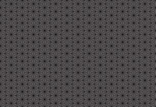 麻の葉のパターンのイラスト素材 [FYI01265527]