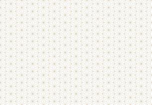 麻の葉のパターンのイラスト素材 [FYI01265528]