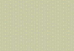 麻の葉のパターンのイラスト素材 [FYI01265535]