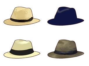 帽子のイラスト素材 [FYI01265688]