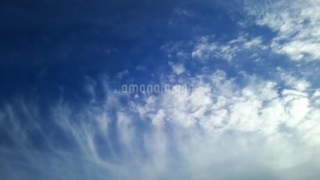 空と雲の写真素材 [FYI01265836]