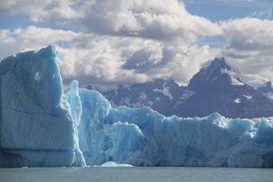 パタゴニアの氷河の写真素材 [FYI01265859]