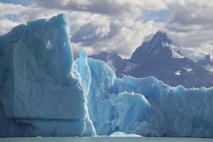 パタゴニアの氷河の写真素材 [FYI01265860]