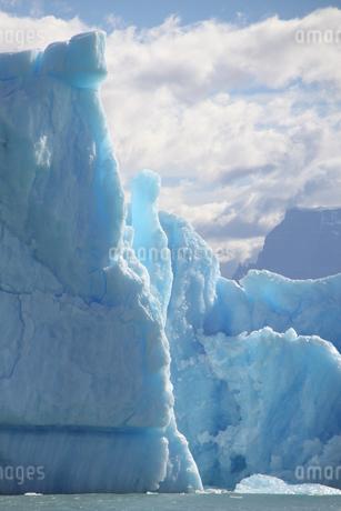 パタゴニアの氷河の写真素材 [FYI01265861]