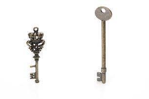 鍵の写真素材 [FYI01265864]