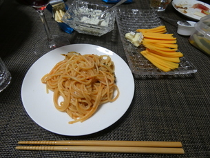 パスタとチーズの写真素材 [FYI01266438]