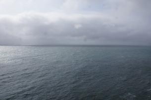 霧多布の風景 日本海の写真素材 [FYI01266511]