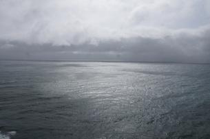 霧多布の風景 日本海の写真素材 [FYI01266516]