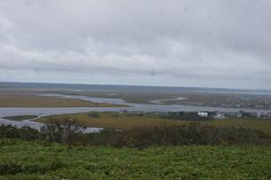 霧多布湿原の風景の写真素材 [FYI01266537]