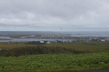 霧多布湿原の風景の写真素材 [FYI01266538]