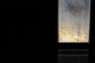 真鍮の表面の写真素材 [FYI01266709]