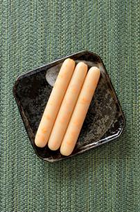 チーズかまぼこの写真素材 [FYI01266739]