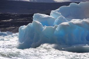 パタゴニアの氷河の写真素材 [FYI01266832]