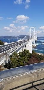 鳴門海峡大橋の写真素材 [FYI01266974]
