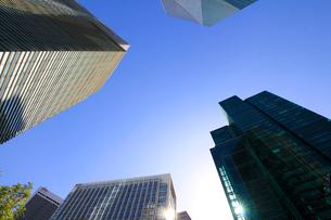 港区高層ビル群の写真素材 [FYI01267391]