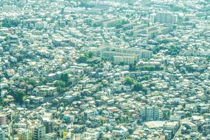 横浜市街地の街並みの写真素材 [FYI01267619]