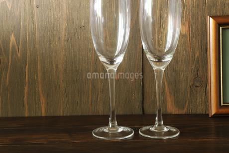 空のグラスの写真素材 [FYI01267768]