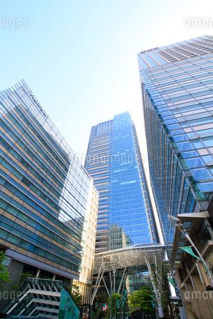 六本木高層ビルの写真素材 [FYI01267785]