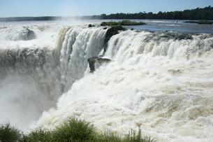 イグアスの滝の写真素材 [FYI01267982]