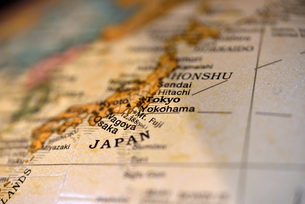 日本列島の写真素材 [FYI01268061]
