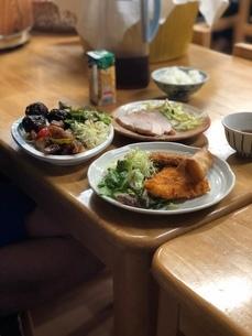 晩御飯 酢豚の写真素材 [FYI01268108]