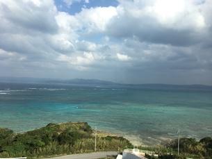 沖縄の空の写真素材 [FYI01268112]
